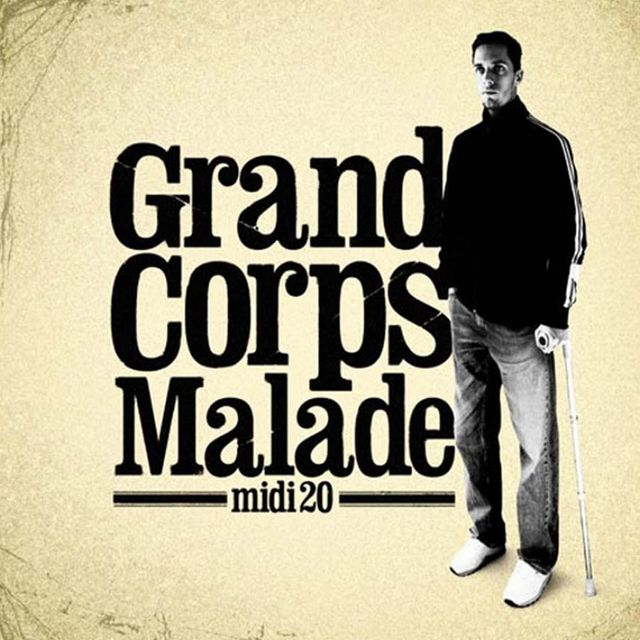 Grand Corps Malade Midi Vingt