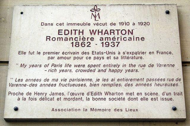 Edith Warthon