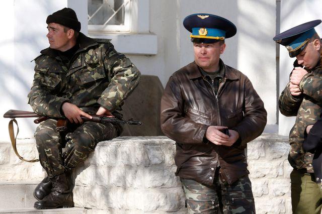 Le colonel Yuliy Mamchur