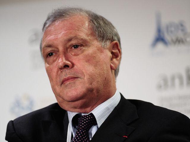 Jean-François Delfraissy, directeur de l'ANRS