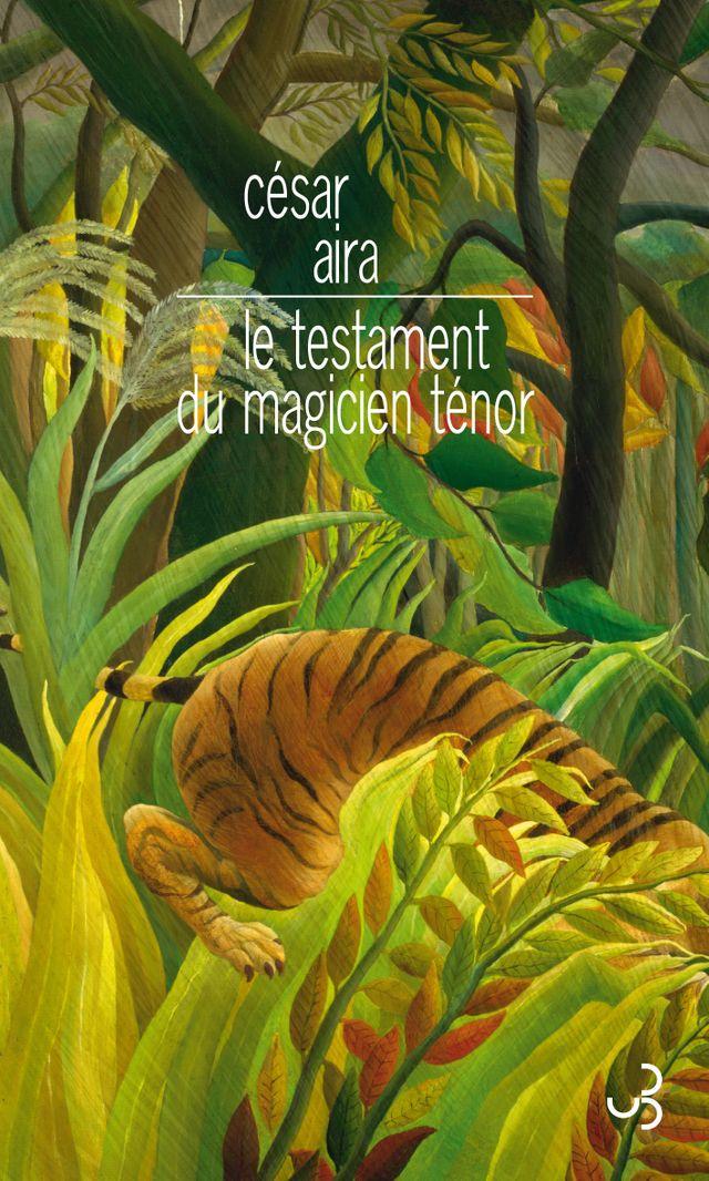 Cesar aira testament