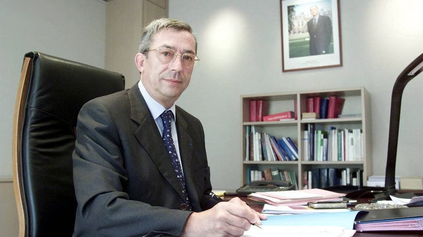 Gilbert Azibert, en 2002