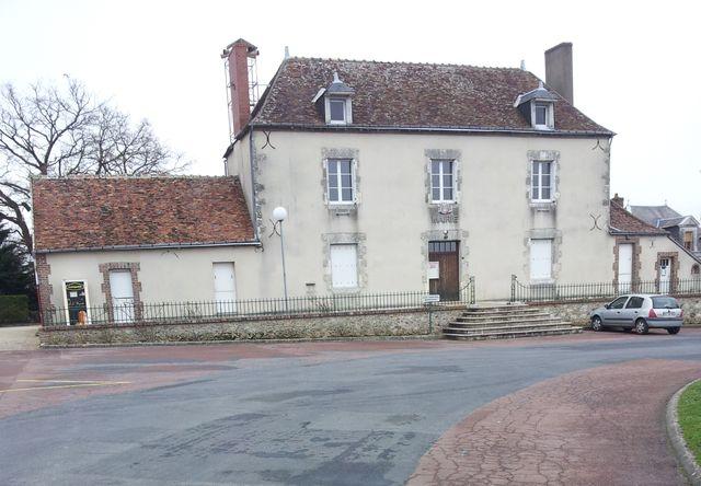Auzouer-en-Touraine, la mairie