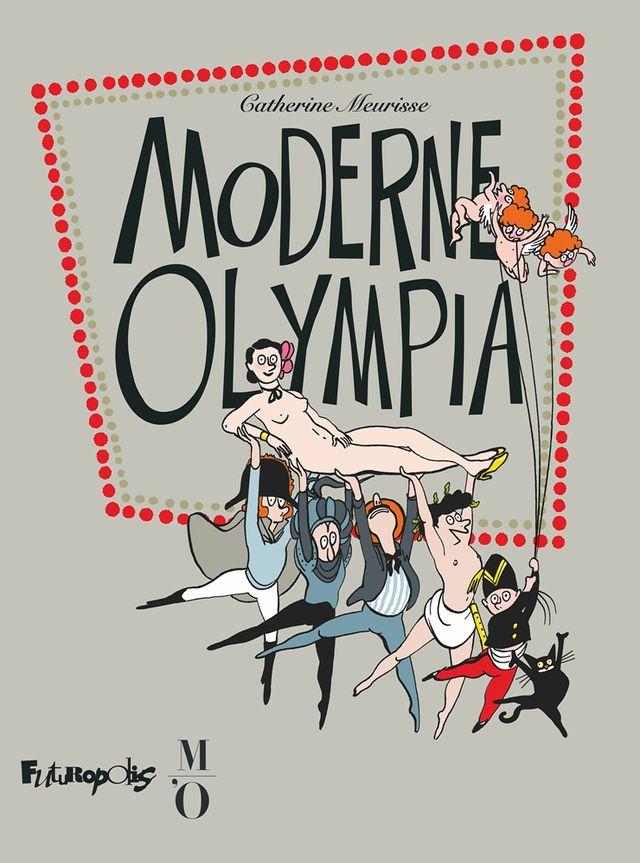Couverture de Moderne Olympia