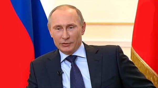 La conférence de presse de Vladimir Poutine