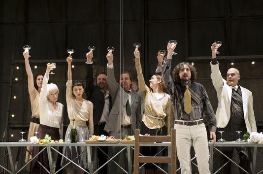 Oncle Vania, Tchekhov mis en scène par Eric Lacascade
