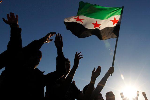 Le conflit syrien entre dans sa troisième année