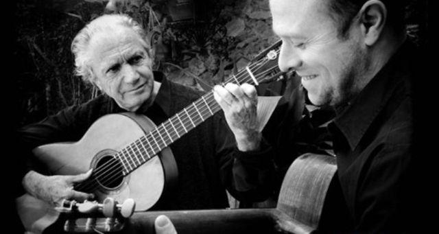 Pedro Soler & Philippe Mouratoglou