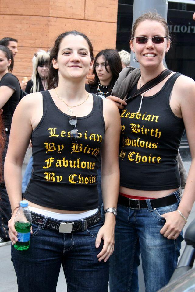 Gaypride à Toulouse en 2009