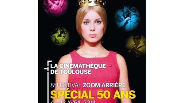 Le festival Zoom Arrière fête les 50 ans de la Cinémathèque de Toulouse