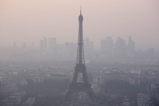 Pic de pollution : Paris suffoque