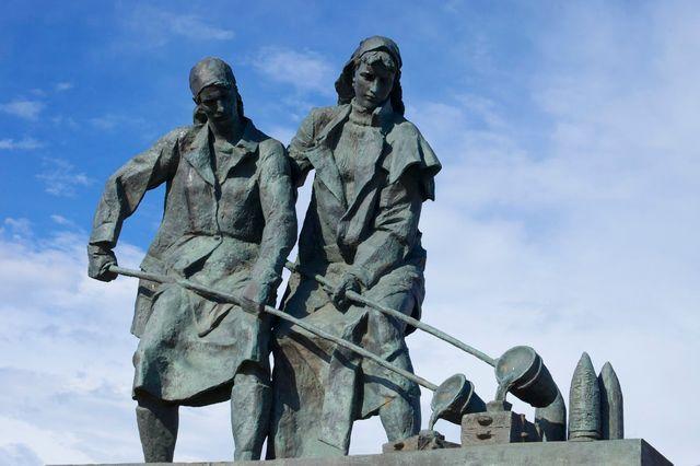 Les ouvriers russes
