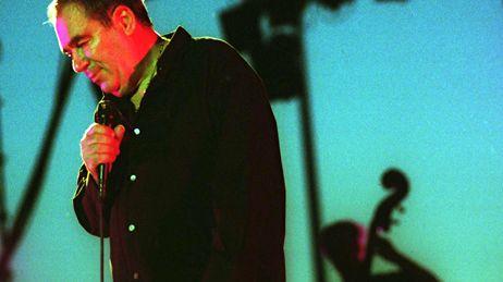 L'inoubliable Claude Nougaro en concert