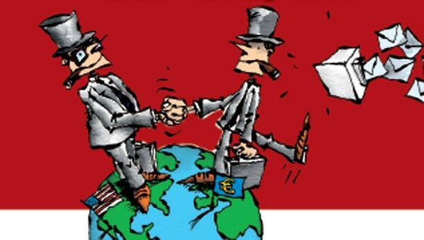 Projet d'accord de partenariat transatlantique