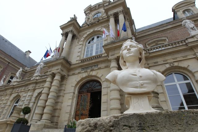 Hôtel de ville d'Amiens