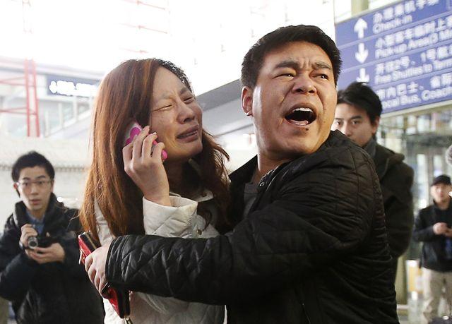 Un Boeing de Malaysia Airlines porté disparu avec 239 occupants