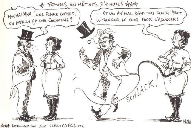 Le dessin de Nina Luec.