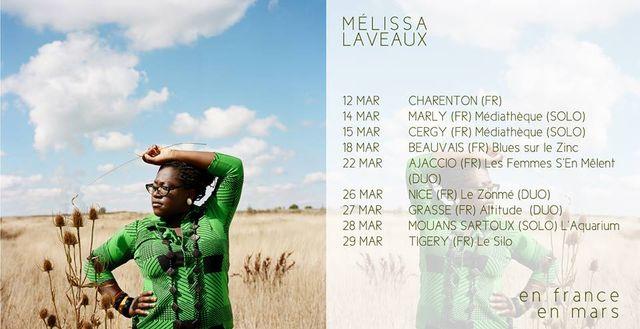 Mélissa Laveaux en concert