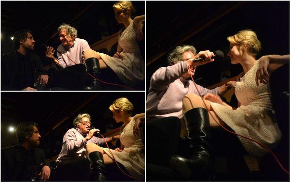 Edda Magnason, Peter Nordhal et Yvan Amar © Emmanuelle Lacaze