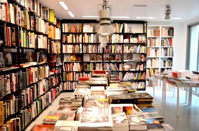 La librairie Mollat à Bordeaux