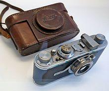 appareil photo Leica C Bresson