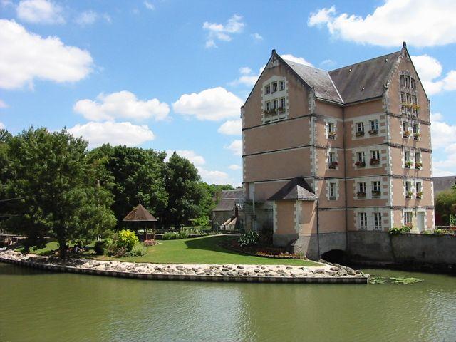 Le Moulin de Veigné