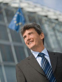 Philippe de Fontaine-Vive, Vice-président de la BEI