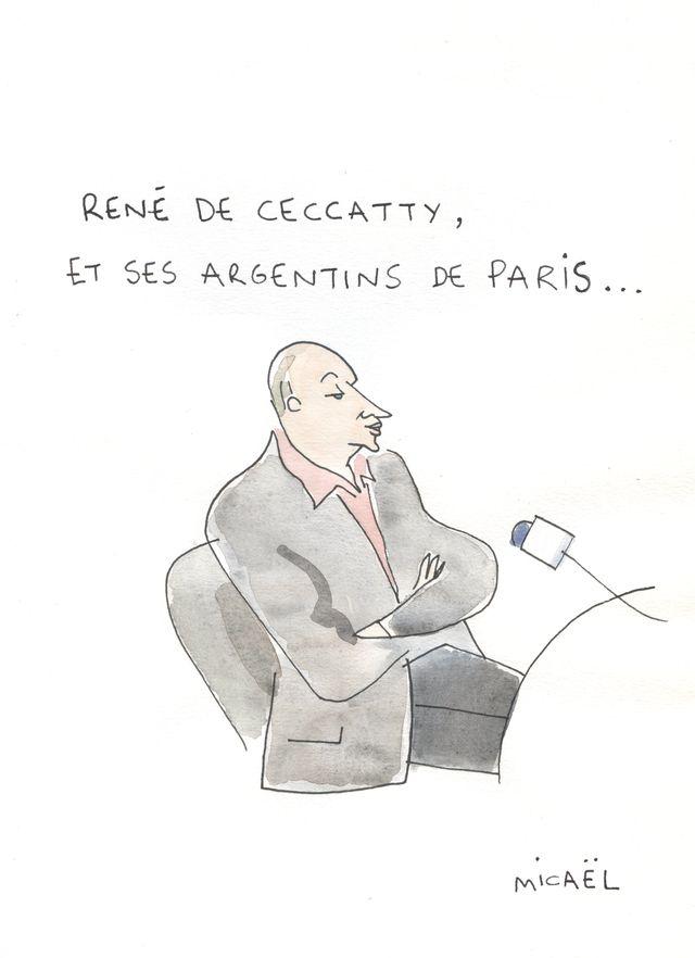 René de Ceccatty.