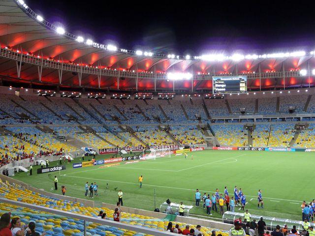 Le nouveau stade Maracana