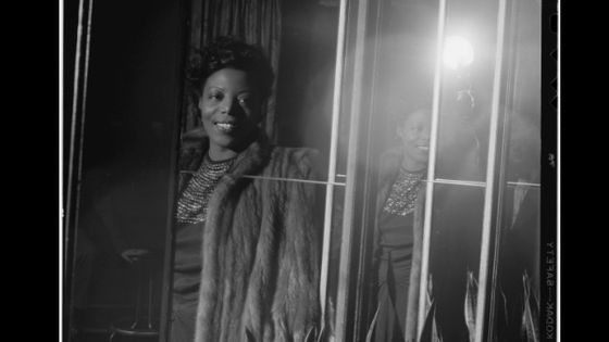 Mary Lou Williams ©William P. Gottlieb
