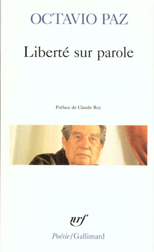 Octavio Paz, NRF Gallimard