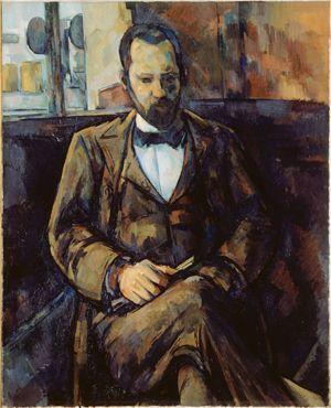 *3 Paul Cézanne - Ambroise Vollard, 1899