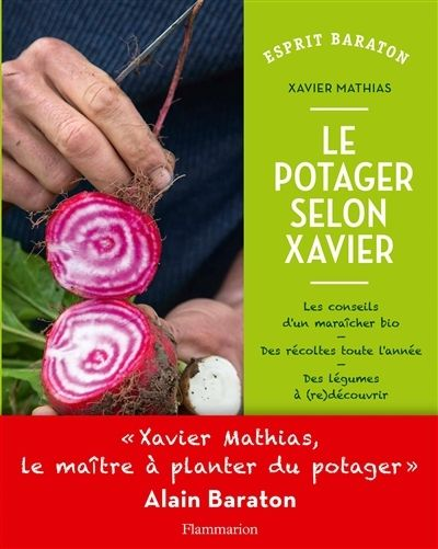 Le potager selon Xavier