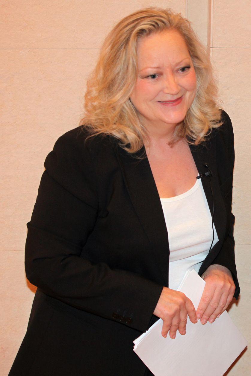 Claudine Tiercelin - Collège de France