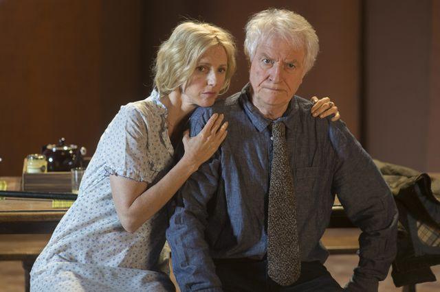 André Dussollier et Sandrine Kimberlain
