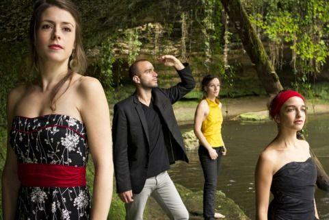 Quatuor Voce©Sophie Pawlak