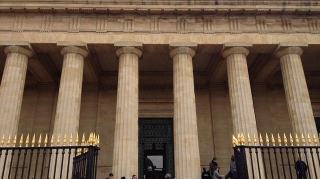 Les proches de Bérangère Lassalle attendent le verdict de la cours d'Assises de la Gironde