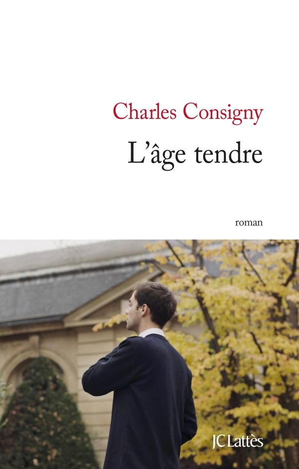 Charles Consigny, l'âge tendre
