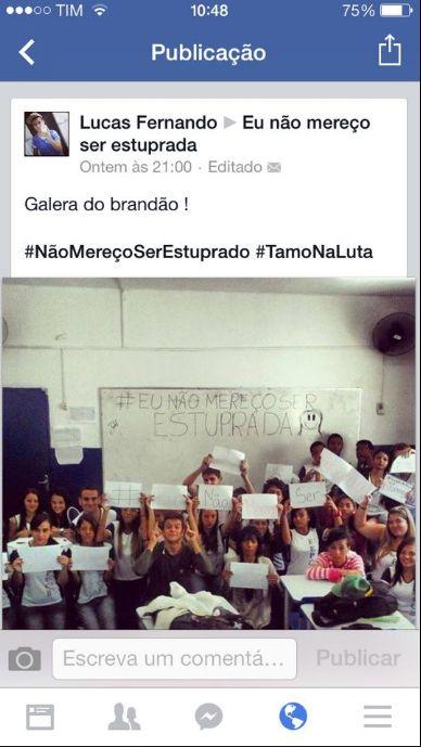 Facebook Brésil