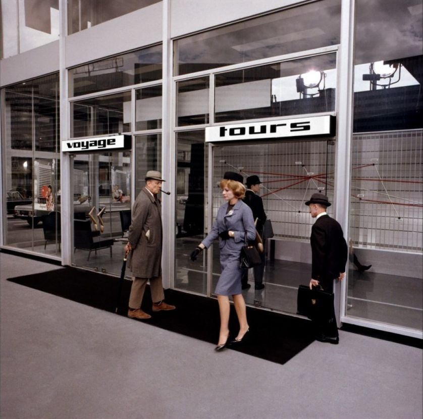Jacques Tati, Play Time  (1967)