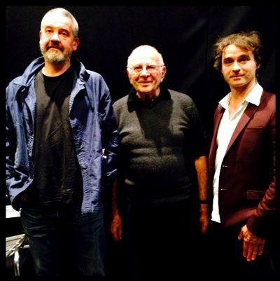 Le RDV : Arnaud DES PALLIERES, Frank HORVAT et Franck MONNET