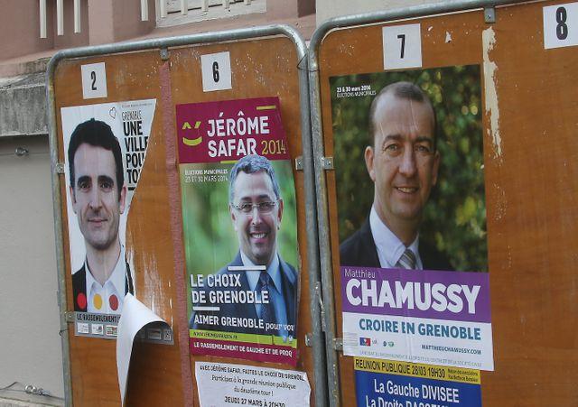 Grenoble échappe au PS, au bénéfice du candidat EELV