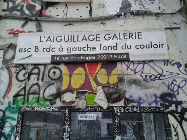 L'Aiguillage Galerie