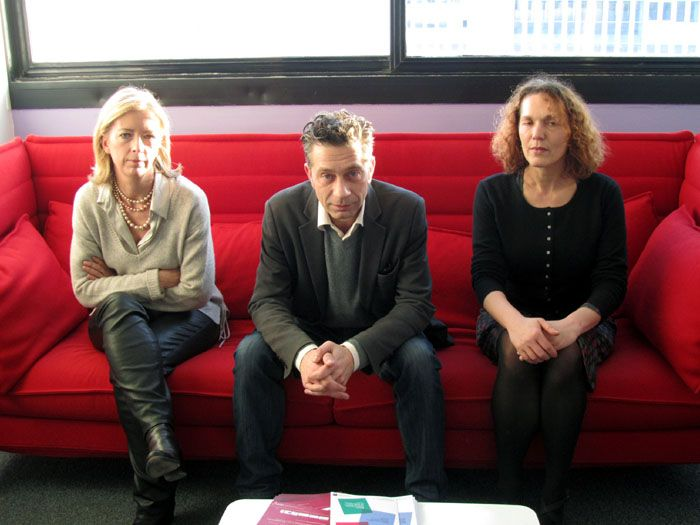 Julie Wolkenstein, Frédéric Werst, Isabelle Gugnon