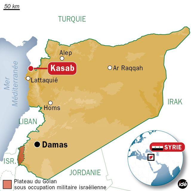 La Turquie abat un avion de chasse syrien