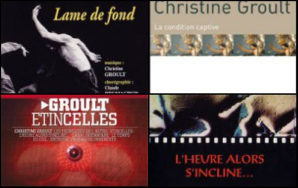 Discographie Christine Groult