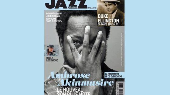 Photo - Jazz Magazine avril 2014