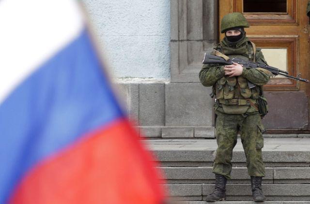 La situation se tend d'heure en heure en Crimée