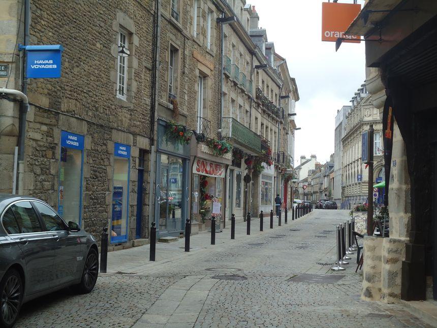 Alençon ( centre ville)