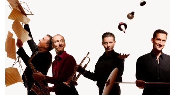 Bernd Lhotzky, Chris Hopkins, Colin T. Dawson, Oliver Mewes ©Sascha Kletzsch